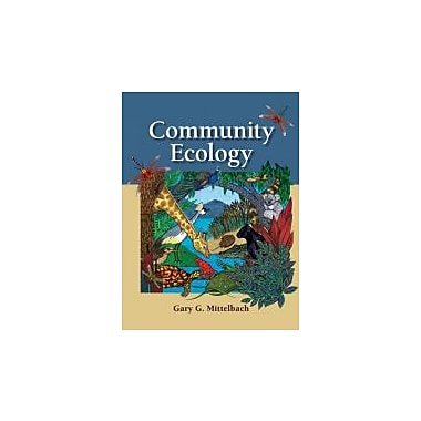 Community Ecology, New Book (9780878935093)