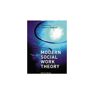 Modern Social Work Theory, Used Book, (925065838)