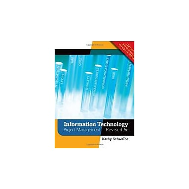 Information Technology Project Management, Revised (with Premium Online Content Printed Access Card), New Book (9781111221751)