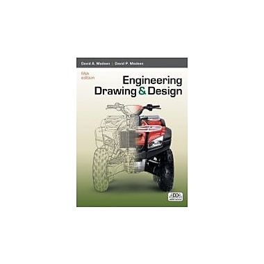 Engineering Drawing and Design, New Book (9781111309572)