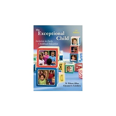 The Exceptional Child: Inclusion in Early Childhood Education, Used Book (9781111342104)