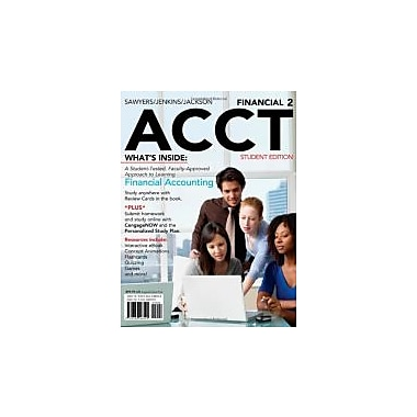 Financial ACCT2 (with CengageNOW Printed Access Card), New Book (9781111530761)