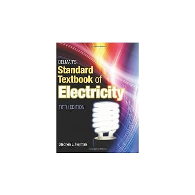Delmar's Standard Textbook of Electricity, Used Book (9781111539153)