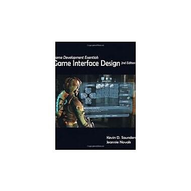 Game Development Essentials: Game Interface Design, New Book (9781111642884)