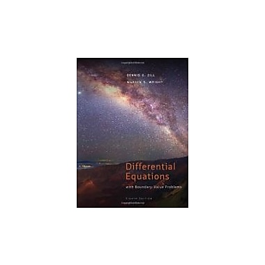 Differential Equations with Boundary-Value Problems (Textbooks Available with Cengage Youbook), Used Book (9781111827069)