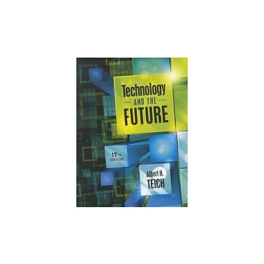 Technology and the Future, New Book (9781111828547)