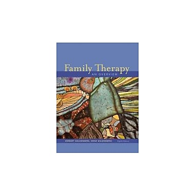 Family Therapy: An Overview, New Book (9781111828806)