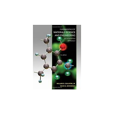Fundamentals of Materials Science and Engineering: An Integrated Approach, New Book (9781118061602)