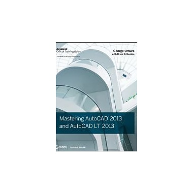 Mastering AutoCAD 2013 and AutoCAD LT 2013, Used Book (9781118174074)