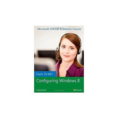 Exam 70-687 Configuring Windows 8, Used Book (9781118511084)