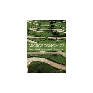 Microeconomics, New Book, (1118572270)
