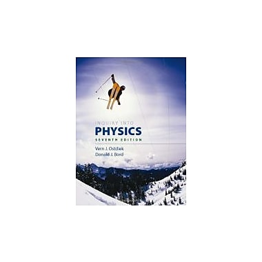 Inquiry into Physics, New Book (9781133104681)