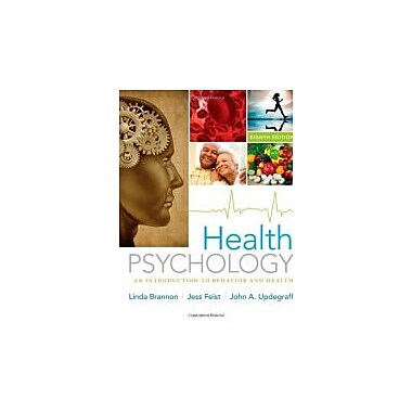 Health Psychology: An Introduction to Behavior and Health (1133593070)