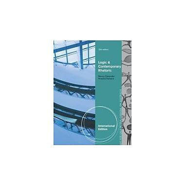 Logic and Contemporary Rhetoric, Used Book (9781133942320)