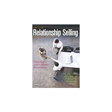 ABC's of Relationship Selling Through Service with Connect Access Card, Used Book (9781259033117)