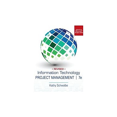 Information Technology Project Management, Revised, New Book (9781285847092)