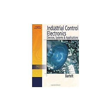 Industrial Control Electronics, New Book (9781401862923)