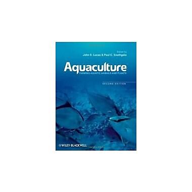 Aquaculture: Farming Aquatic Animals and Plants, New Book (9781405188586)