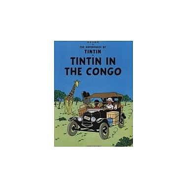 Tintin in the Congo (The Adventures of Tintin) (French Edition), New Book (9781405220989)