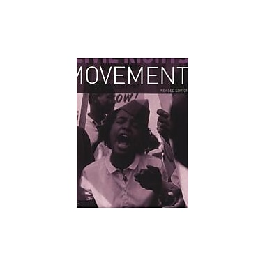 The Civil Rights Movement: Revised Edition, New Book (9781405874359)
