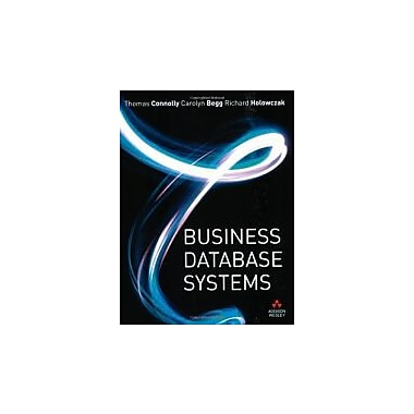 Business Database Systems, New Book (9781405874373)