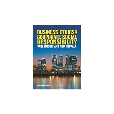 Business Ethics, New Book (9781408007433)