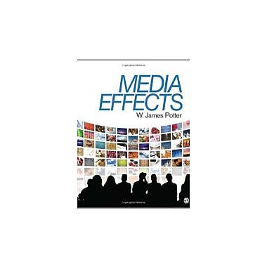 Media Effects, New Book (9781412964692)