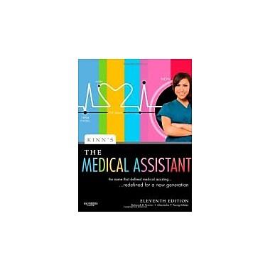 Kinn's The Medical Assistant: An Applied Learning Approach, 11e (Medical Assistant (Kinn's)), Used Book (9781416054399)