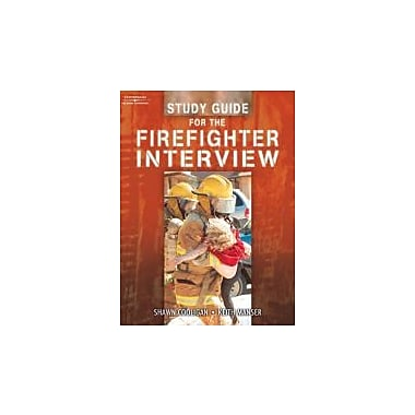 Study Guide for the Firefighter Interview, New Book (9781418050726)