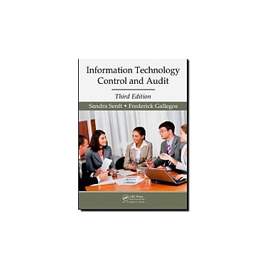 Information Technology Control and Audit, Third Edition, Used Book (9781420065503)