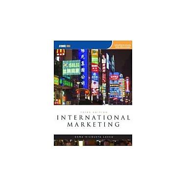 International Marketing, Used Book (9781426628467)
