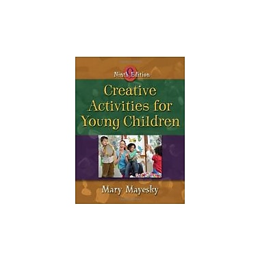 Creative Activities for Young Children, New Book (9781428321809)