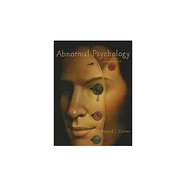 Abnormal Psychology, New Book, (142921631X)