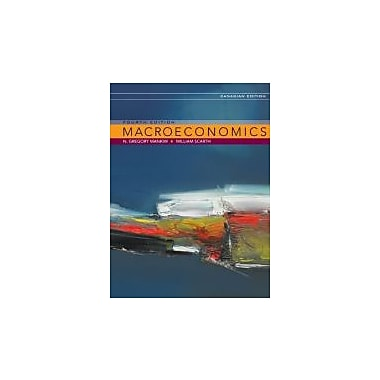 Macroeconomics (Canadian Edition), New Book (9781429234900)