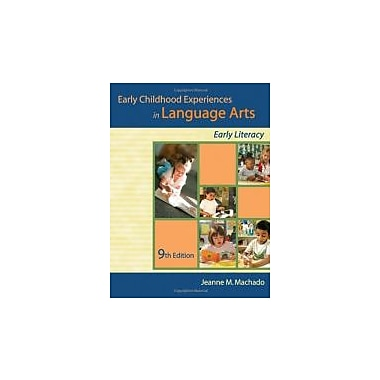 Early Childhood Experiences in Language Arts: Early Literacy, Used Book (9781435400122)