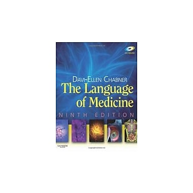 The Language of Medicine, Ninth Edition, Used Book (9781437705706)