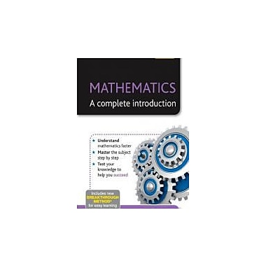 Mathematics--A Complete Introduction: A Teach Yourself Guide (Teach Yourself: Math & Science), Used Book (9781444191004)