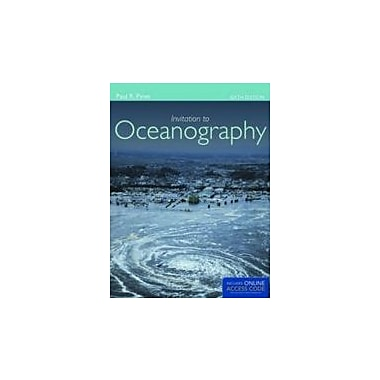 Invitation To Oceanography, New Book (9781449648022)