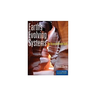 Earth's Evolving Systems: The History Of Planet Earth, Used Book (9781449648909)