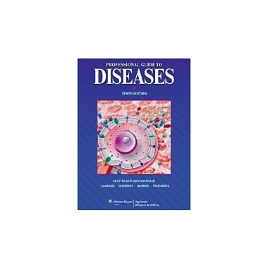 Professional Guide to Diseases (Professional Guide Series), New Book (9781451144604)