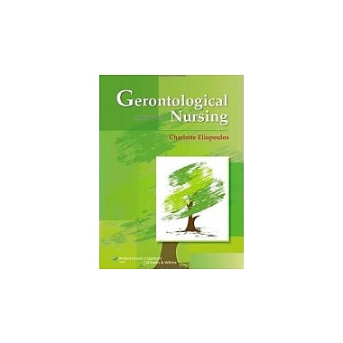 Gerontological Nursing, Used Book (9781451172775)
