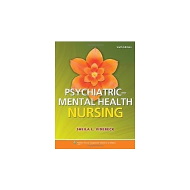 Psychiatric-Mental Health Nursing, Used Book (9781451187892)