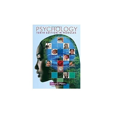 Psychology in Modules, Used Book (9781464102615)