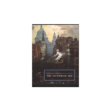 The Broadview Anthology of British Literature: Volume 5: The Victorian Era, New Book (9781551116136)
