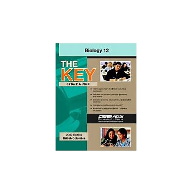 The Key Biology 12, New Book (9781553718611)