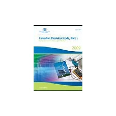 Canadian Electrical Code, Part I (21st Edition), Safety Standard for Electrical Installations, New Book (9781554364732)