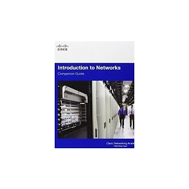 Introduction to Networks Companion Guide, Used Book (9781587133169)