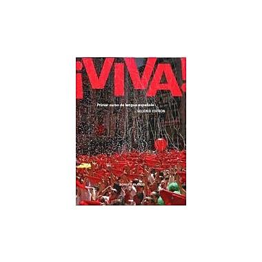 _Viva! 2e Student Edition (w/o Supersite), New Book (9781605760919)