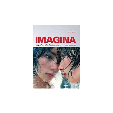 Imagina, 2nd Edition -Loose-leaf Student Edition, Supersite Code, WebSAM Code and vText Code, New Book (9781605765136)