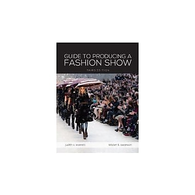 Guide to Producing a Fashion Show, Used Book (9781609015060)